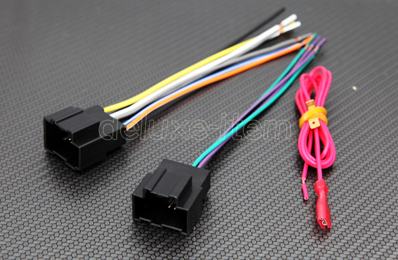 car stereo wire wiring harness adapter for chevrolet gmc. Black Bedroom Furniture Sets. Home Design Ideas