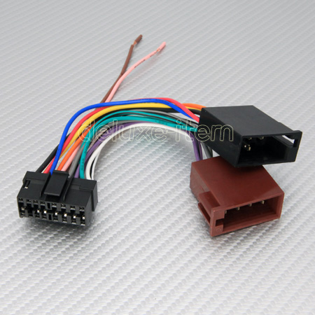 so iso_b sony 16 pin iso car stereo radio audio wire wiring harness wiring harness adapter for car stereo at bayanpartner.co